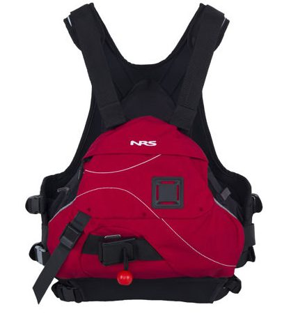 NRS Zen Rescue PFD, Blister gear Review.