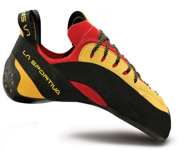La Sportiva Testarossa, Blister gear Review.