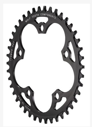 Wolf Tooth CX Chainring, Blister gear Review.