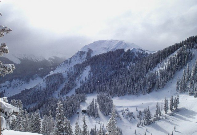 Kachina Peak, Taos Ski Valley, Blister Gear Review