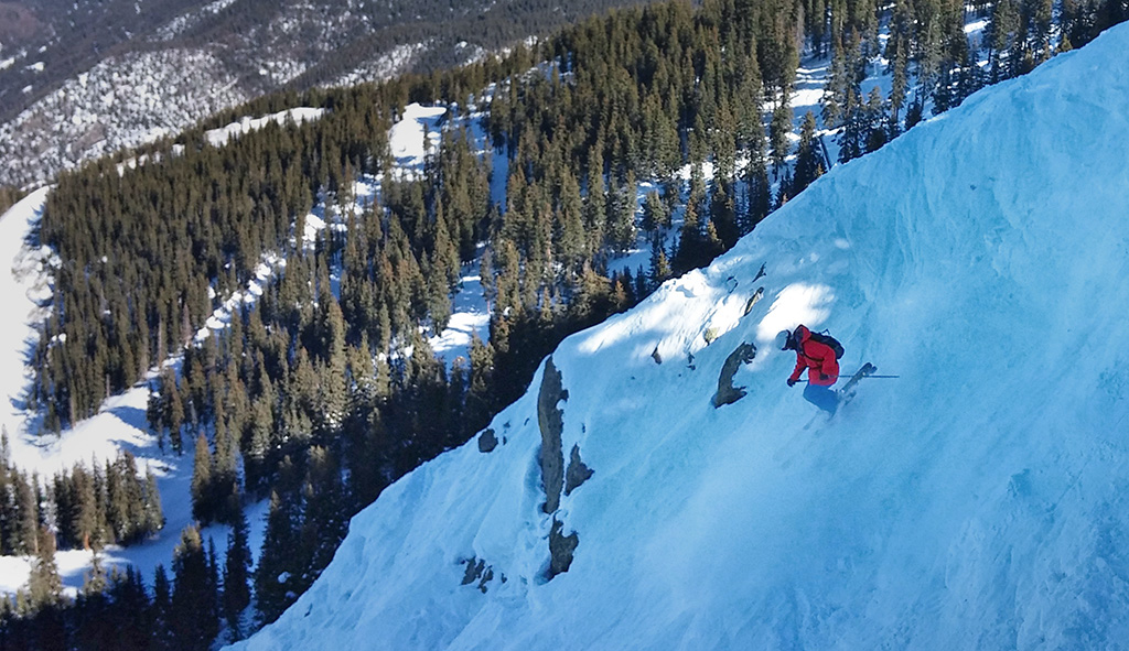 Will Brown reviews the Blizzard Scout from Taos Ski Valley for Blister Gear Review