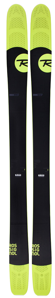 Jason Hutchins reviews the Rossignol Soul 7 for Blister Gear Review.