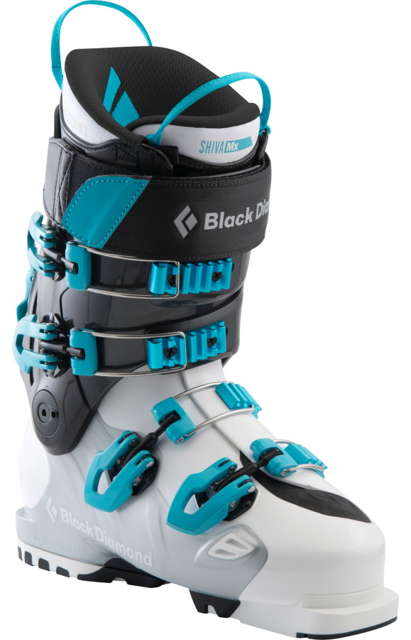 review of the Black Diamond Shiva Mx, Blister Gear Review