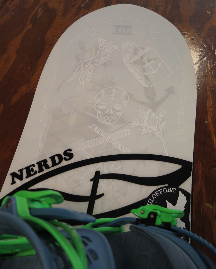 review of the Burton Antler, Blister Gear Review