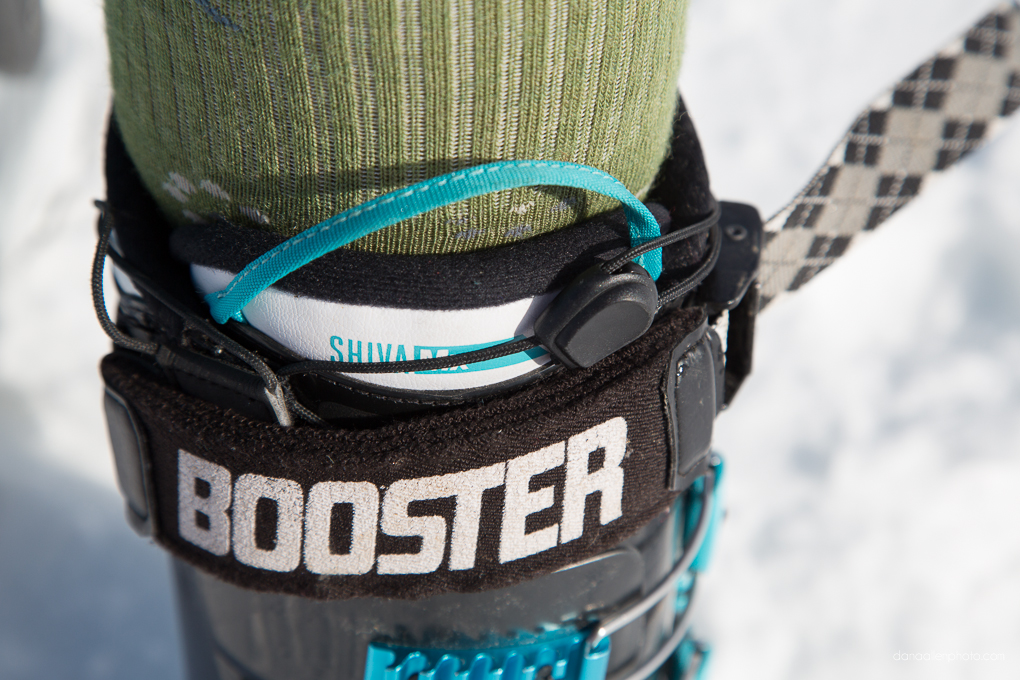 review of the Black Diamond Shiva Mx ski boots, Blister Gear Review