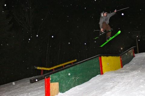 Tucker - Fischer Nighstick - Jump