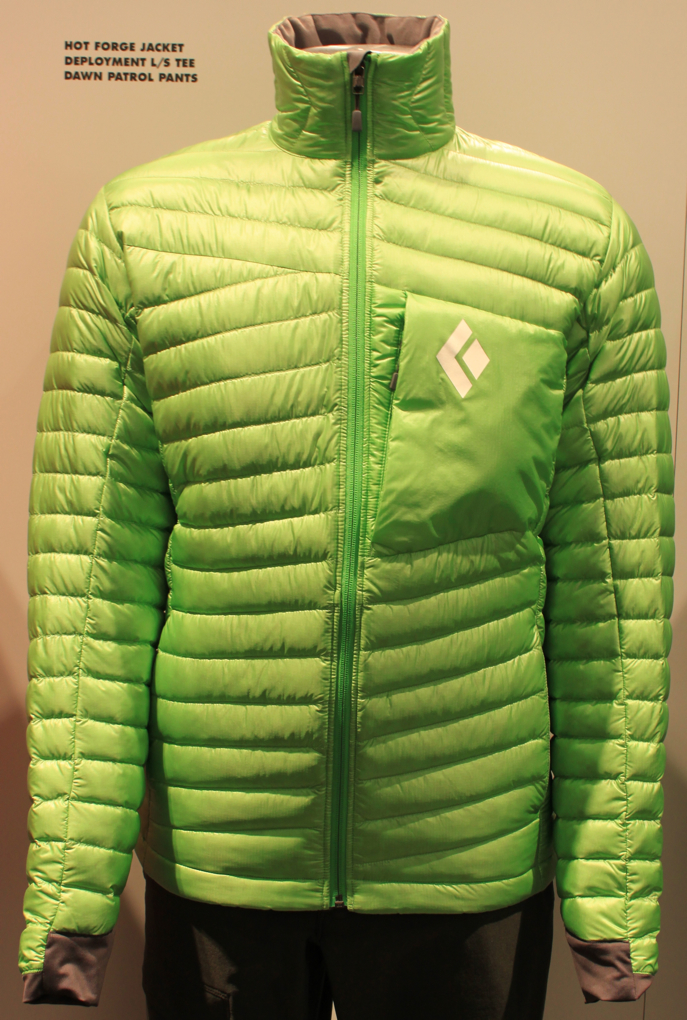 Black Diamond Hot Forge jacket with Primaloft Gold, Blister Gear Review