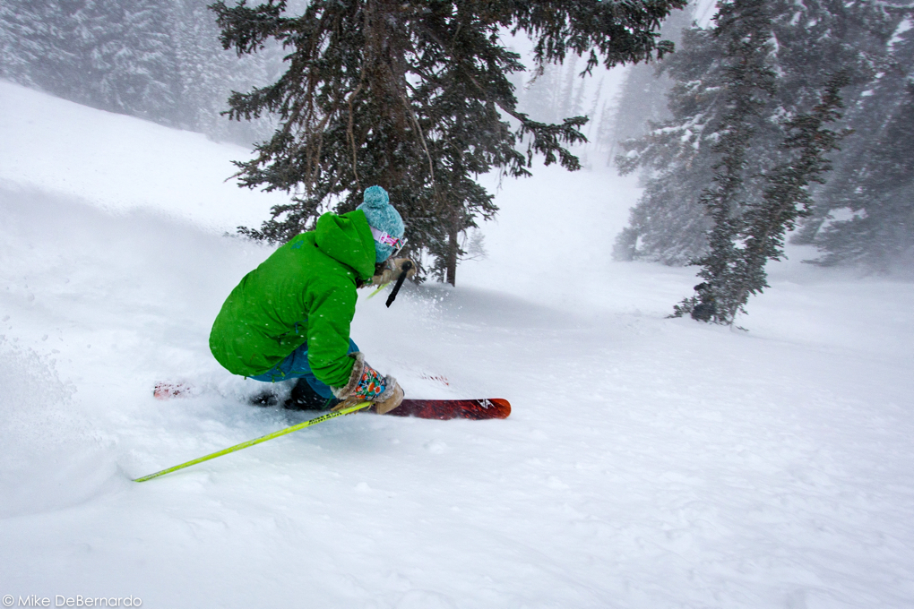 Lexi reviews the Blizzard Samba from Alta for Blister Gear Review