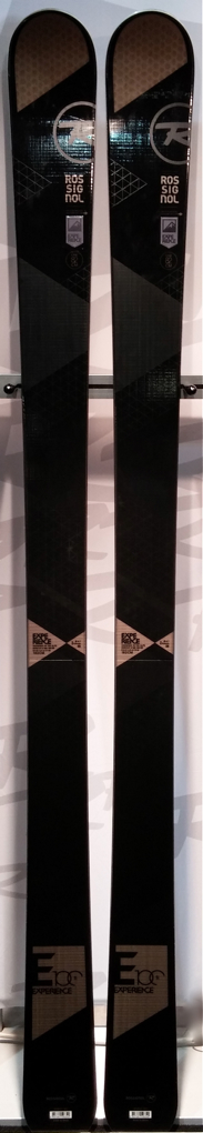 review of the 2014-2015 Rossignol Experience 100, Blister Gear Review