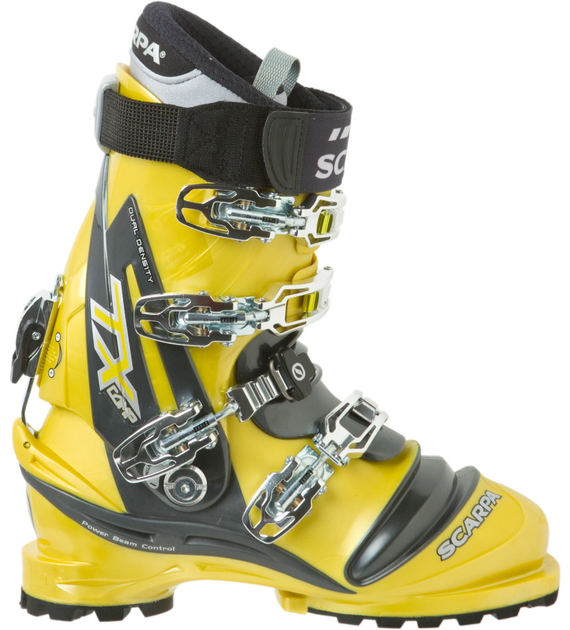 review of the Scarpa Tx Comp and Scarpa T-Race, Blister Gear Review