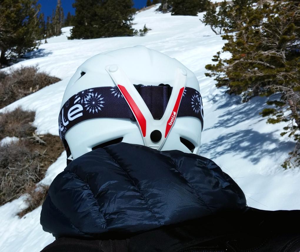 Stell Selden reviews the Bolle Sharp Helmet, Blister Gear Review
