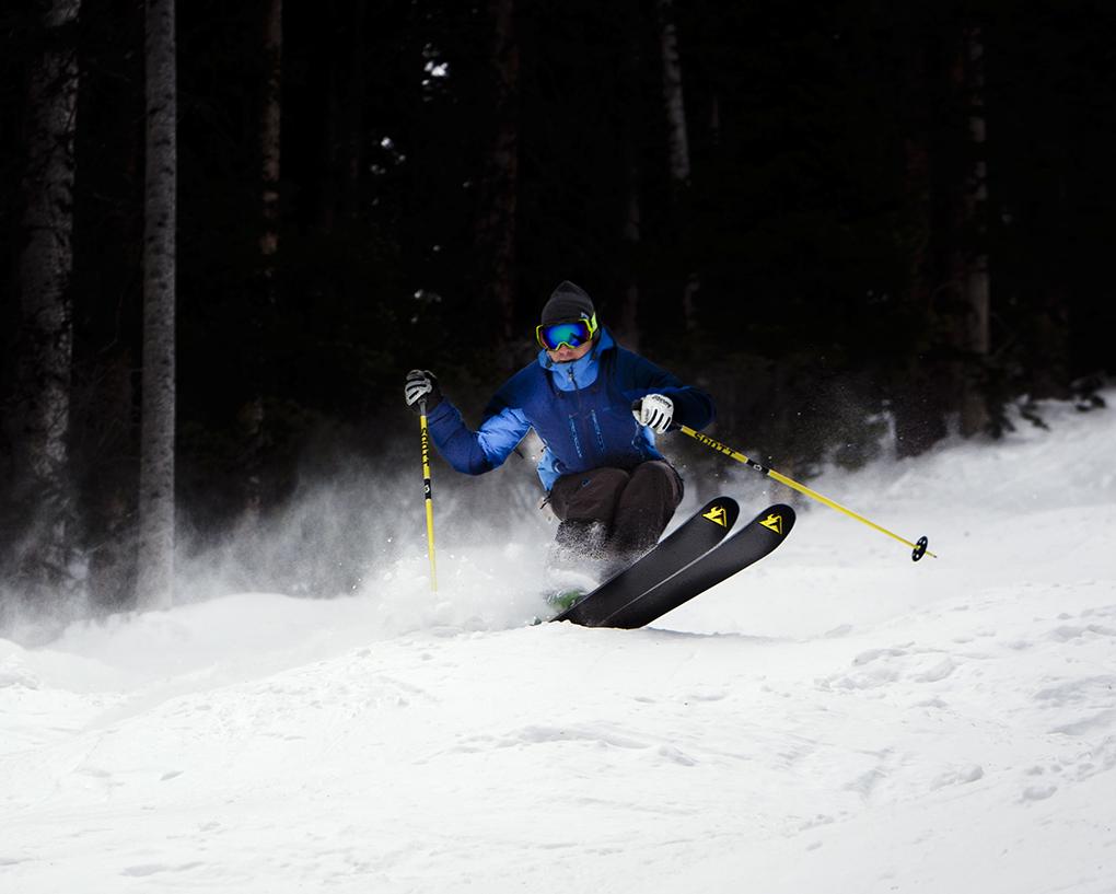 Garrett Altmann reviews Wagner Custom Skis, Blister Gear Review