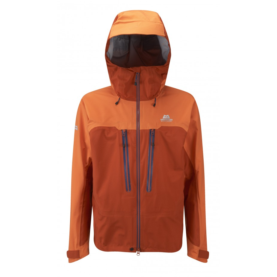 Sam Shaheen Reviews the Mountain Equipment and Centurion Tupilak Jackets, Blister Gear Review