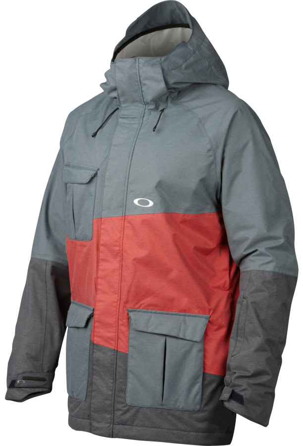 Oakley Cottage Jacket (Orion Blue)
