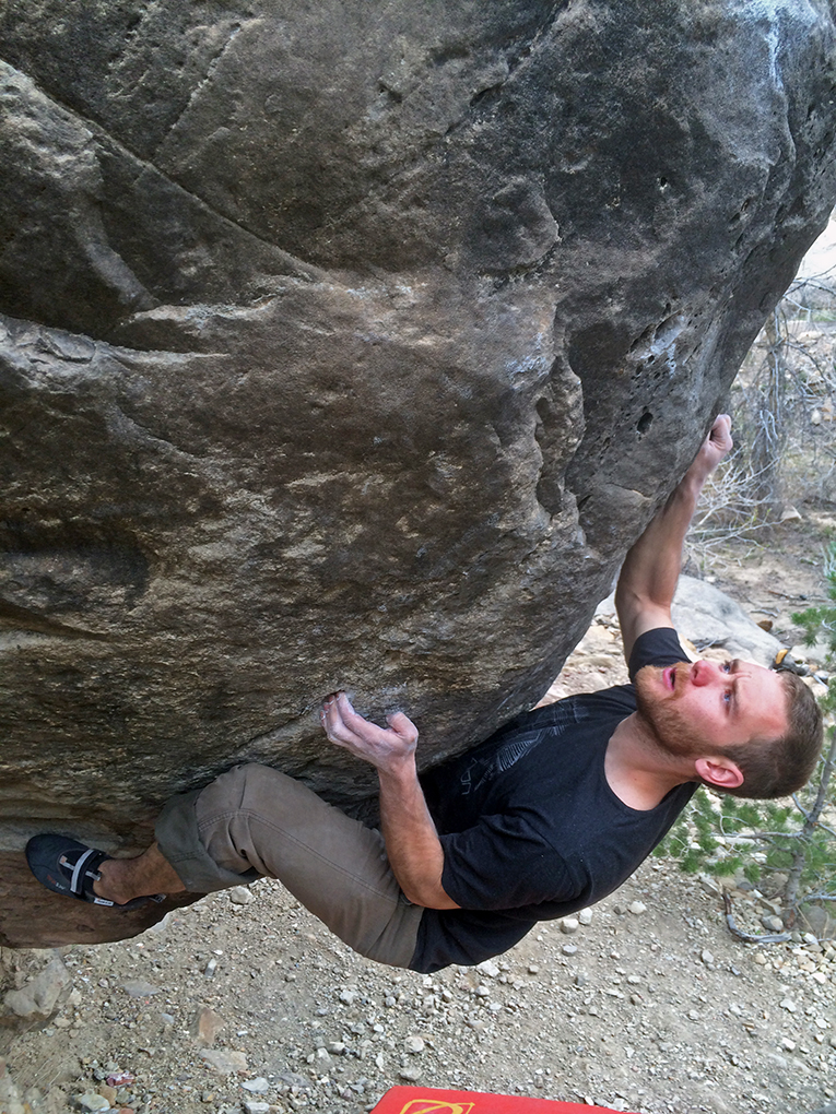 Matt Pincus reviews the Five Ten Team 5.10 black, Blister Gear Review