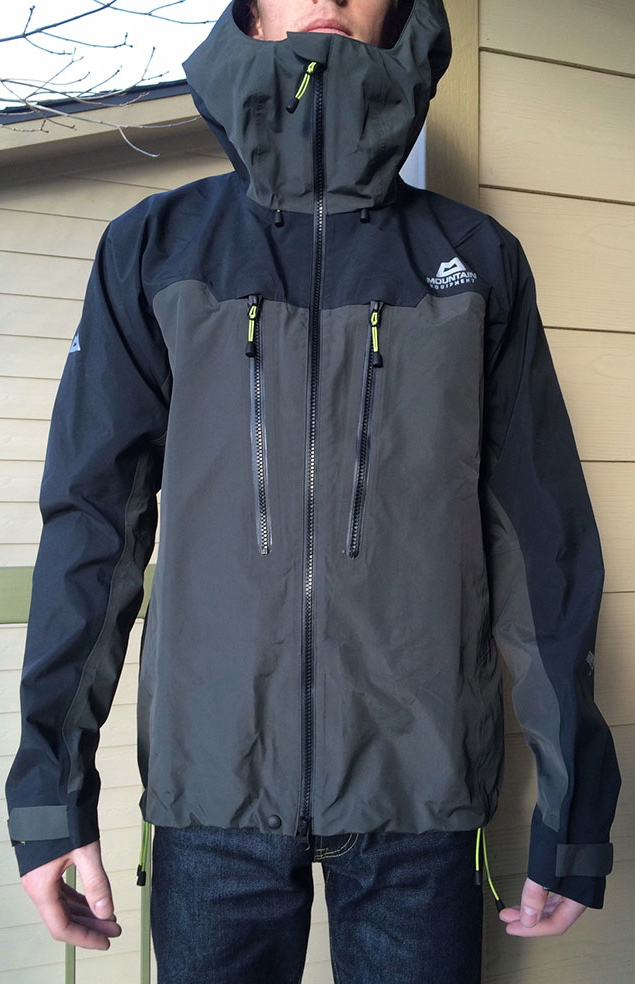 review of the Mountain Equipment Tupilak and Centurion jackets, Blister Gear Review