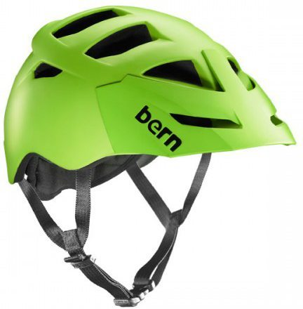 Tom Collier reviews the Bern Morrison helmet, Blister Gear Review