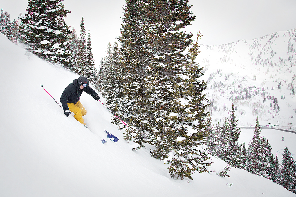 review of the Down Skis Countdown 2, Blister Gear Review