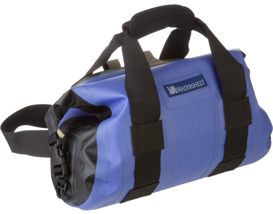 John Nestler reviews the Watershed Go Forth Dry Bag, Blister Gear Review