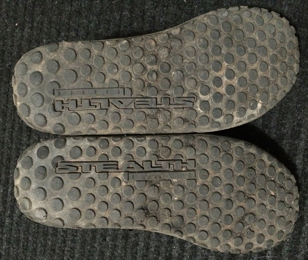 Tom Collier reviews the 5.10 Impact VXi for Blister Gear Review