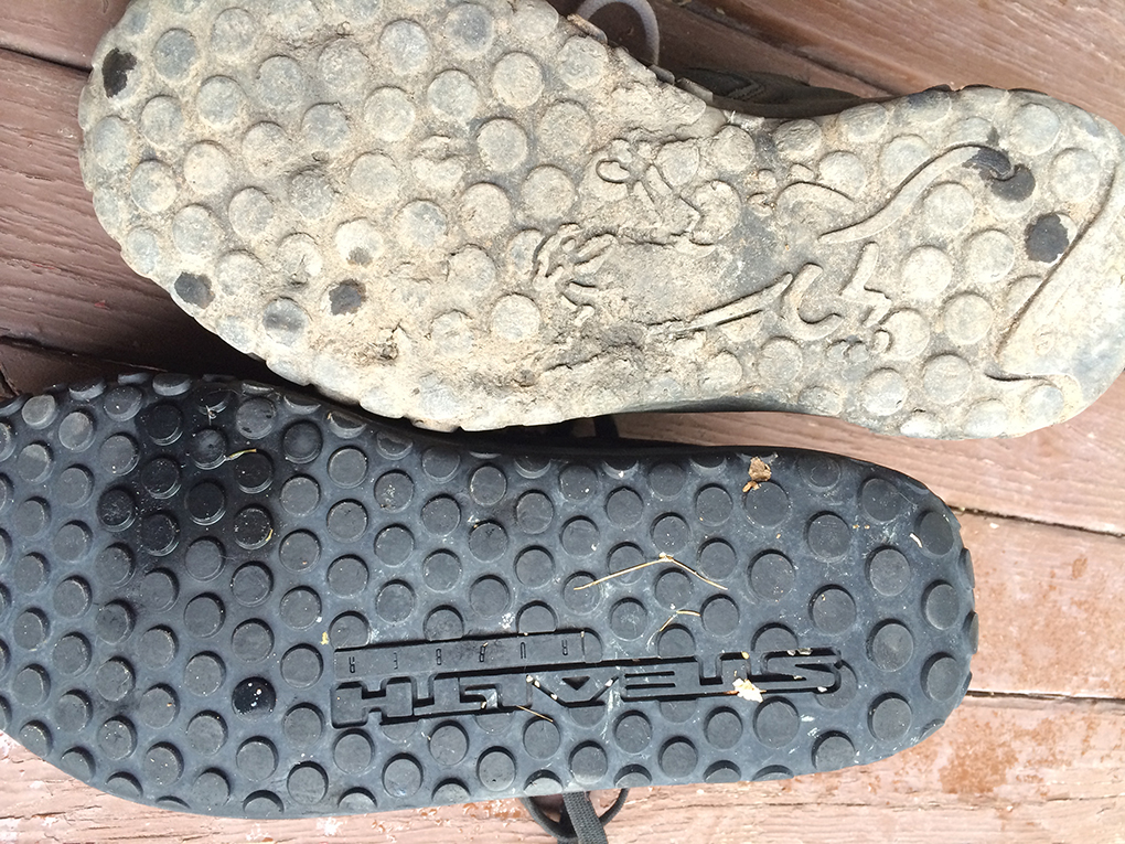 Tom Collier reviews the Five Ten Impact VXi, Blister Gear Review
