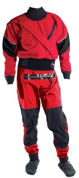 Thomas Neilson reviews the Kokatat Meridian Dry Suit, Blister Gear Review