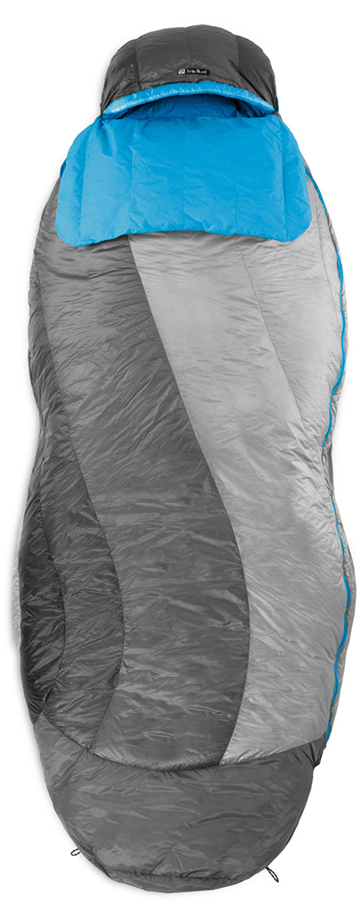 Mike Thurber reviews the NEMO Rhythm 25 sleeping bag, Blister Gear Review
