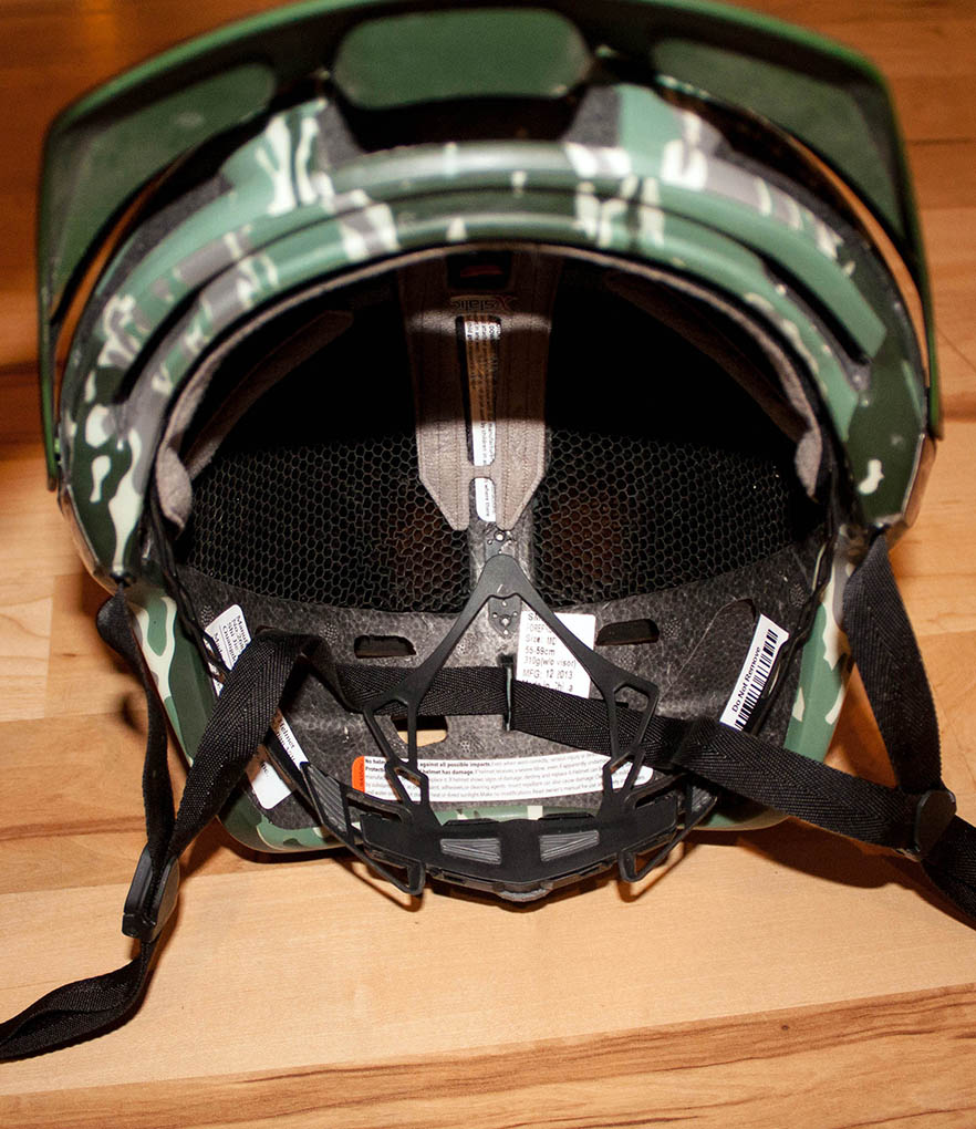 Noah Bodman reviews the Smith Forefront helmet, Blister Gear Review