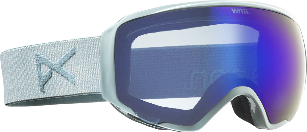 Julia Van Raalte Reviews the Anon WM1 goggle, Blister Gear Review