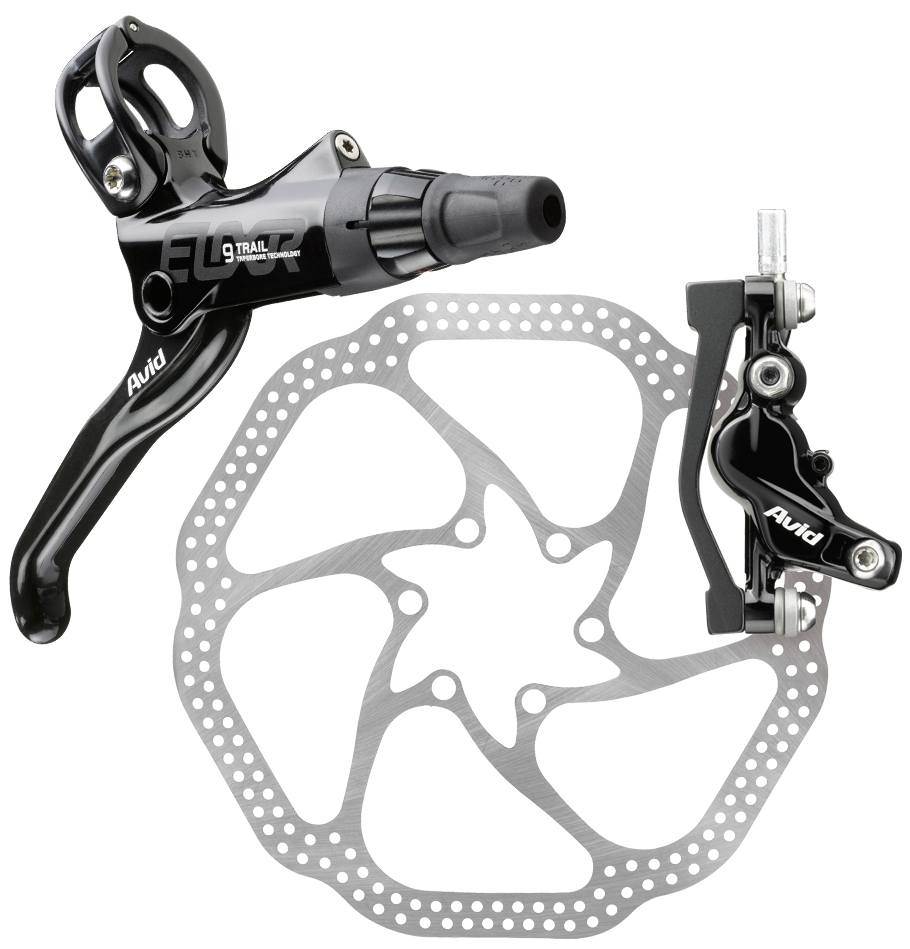 Noah Bodman reviews the Avid Elixir 9 Trail Brakes, Blister Gear Review