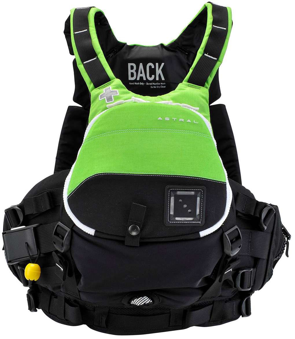 David Spiegel reviews the Astral Greenjacket, Blister Gear Review.