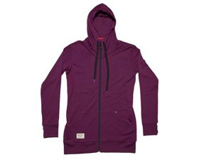 Julia Van Raalte reviews the Mons Royale Mid Hoodie, Blister Gear Review