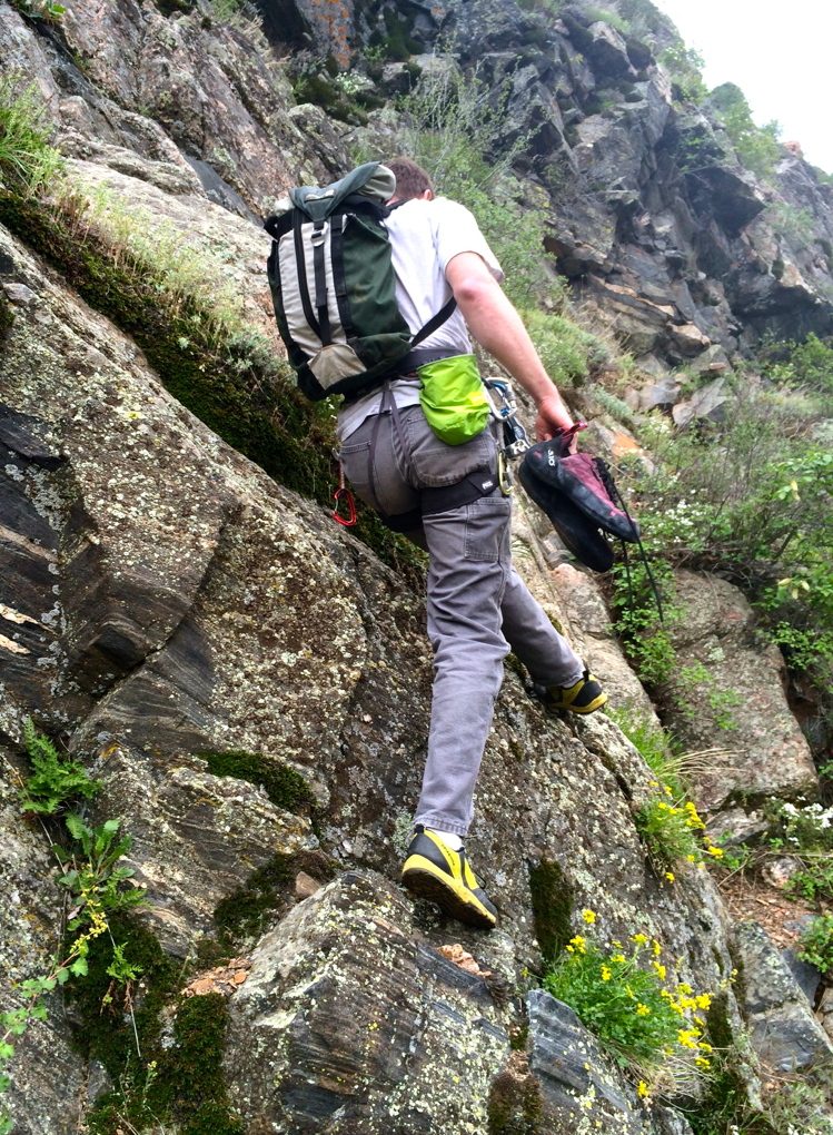 Dave Alie reviews the Patagonia Rover, Blister Gear Review