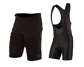 Dana Allen reviews the Veer short from Pearl Izumi, Blister Gear Review