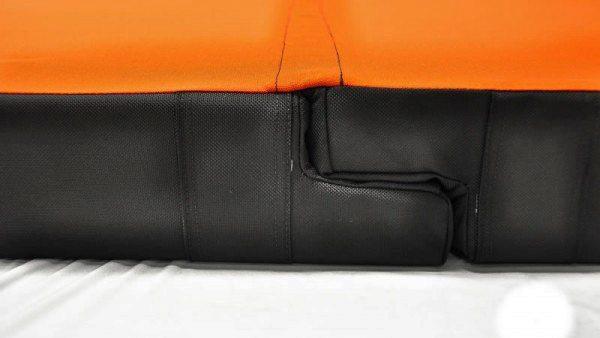Jamie Rushford reviews the Stonelick Gordita crash pad, Blister Gear Review