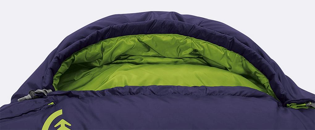 Matt Zia reviews the Sierra Designs Zissou 6 Sleeping Bag, Blister Gear Review.