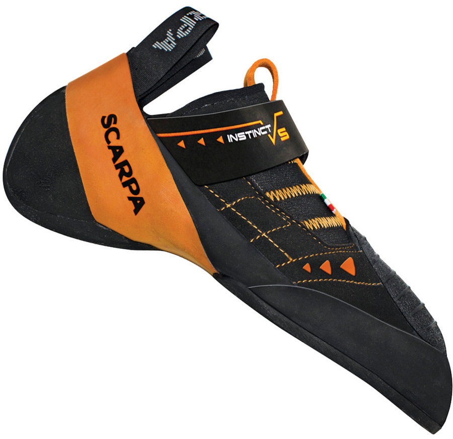Dave Alie reviews the SCARPA Instinct VS, Blister Gear Review