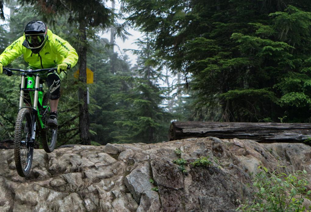Noah Bodman reviews the Alpinestars Alps Kevlar knee guard, Blister Gear Review.