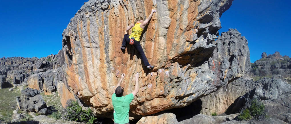 Trip Report Rocklands South Africa Blister Gear Review