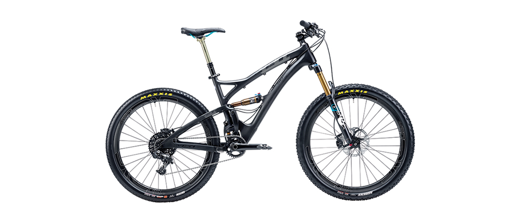 The Yeti SB5c, Blister Gear Review
