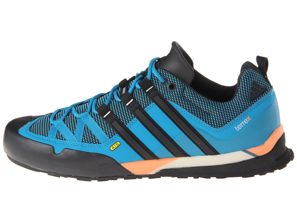 Adidas Terrex Solo Stealth Approach Shoes