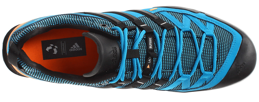 Dave Alie reviews the Adidas Terrex Solo, Blister Gear Review.
