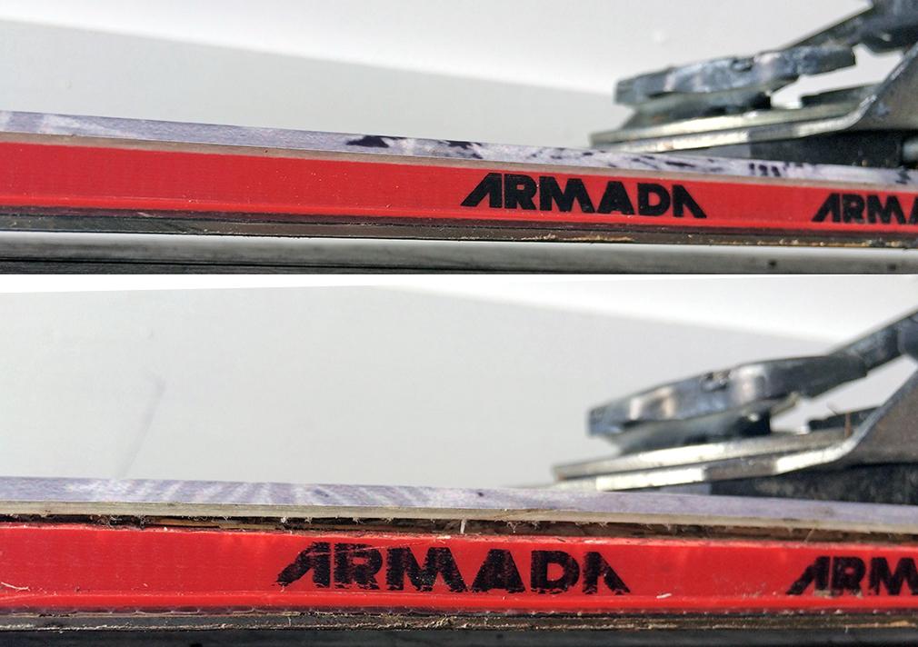 Scott Nelson reviews the Armada Al Dente, Blister Gear Review.