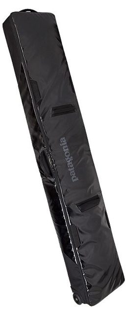 Paul Forward reviews the Patagonia Black Hole Snow Roller 190cm, Blister Gear Review.