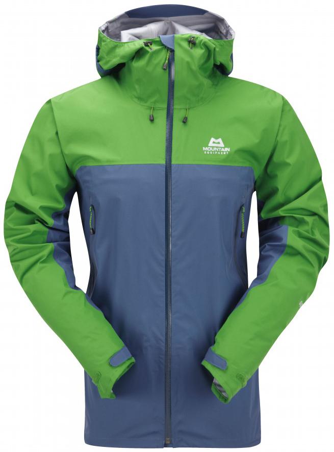 Paul Forward reviews the Mountain Equipment Firefox jacket, Blister Gear Review.