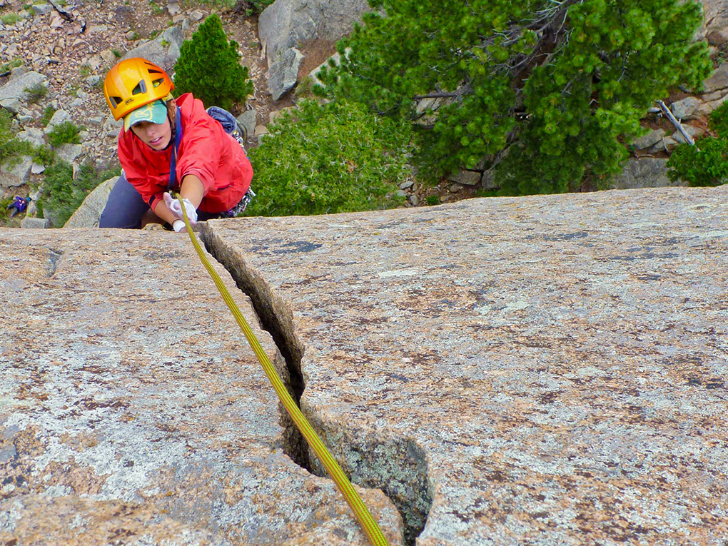 Hannah Trim reviews the Metolius Monster 8.9, Blister Gear Review.