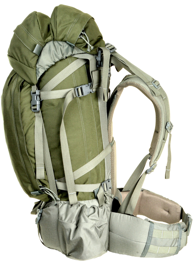 Eric Melson reviews the Mystery Ranch Terraplane, Blister Gear Review