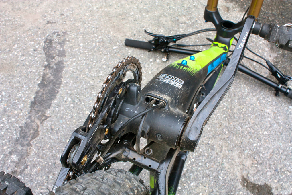 Noah Bodman reviews the Rocky Mountain Altitude 770 MSL Rally Edition, Blister Gear Review