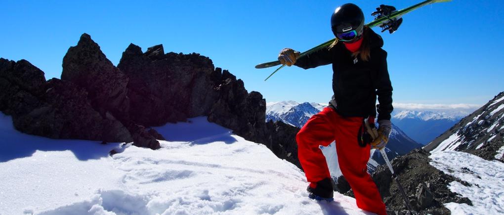 Black Diamond Sharp End Shell Blister Gear Review Skis