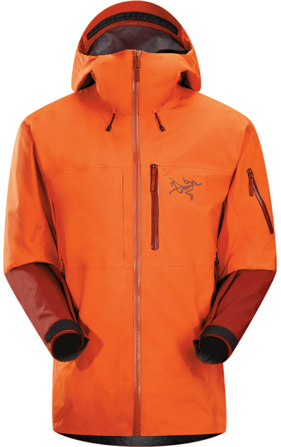 Will Brown reviews the Arc'teryx Caden Jacket, Blister Gear Review.